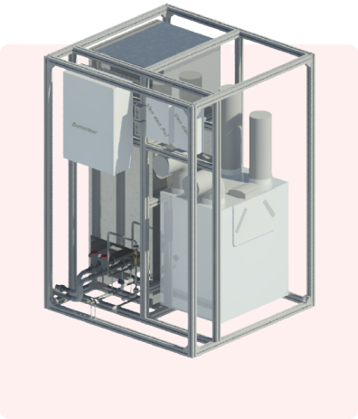 prefab ventilatie systeem